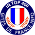 In Top 400 - Gîtes De France .info